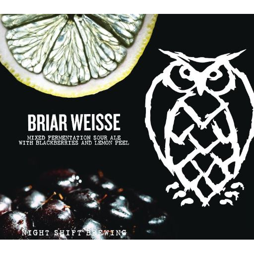 Image result for night shift briar weisse