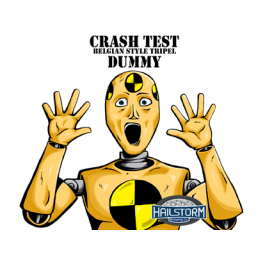 Crash Test Dummy Hailstorm Brewing Co Brewerydb Com