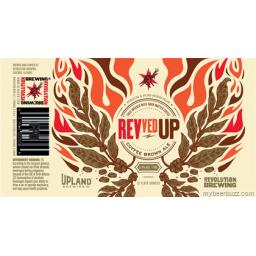 Revved Up Revolution Brewing Upland Brewing Company Brewerydb Com
