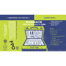 Karbach Brewing Company Brewerydb Com